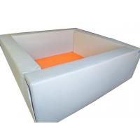 Сухий басейн квадратний білий